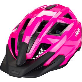 ABUS MountZ Kask Dzieci, fuchsia pink